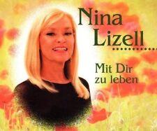 Nina Lizell Mit dir zu leben (1999) [Maxi-CD]
