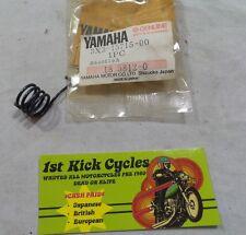 NOS YAMAHA 1980, 1983-85 YT125 1982-83 YT175 Drive Plate Spring 3X3-15715-00