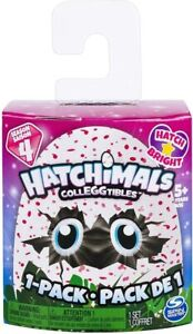 3 x Season 4 Hatch Bright Mystery Pack, Ideal Party Game Prizes, Birthday Gift