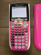 Graphing Calculator: Ti-84 Plus C Silver Edition - Texas Instruments