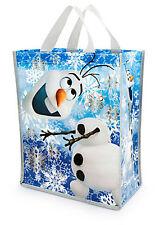 Disney Store Frozen Olaf Tote Bag Gift Bag
