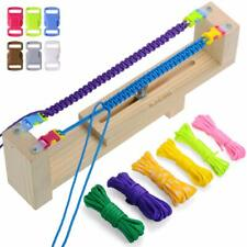 Zacro Jig Bracelet Maker with Parachute Cord Wristband Maker Pack of 6 Parach