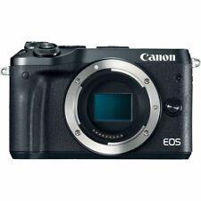Canon EOS M6 Gehäuse / Body ( ohne Objektiv ) M 6 schwarz