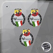 PEGATINA KIT ABARTH 695 RECORD FIAT VINYL STICKER DECAL ADESIVI