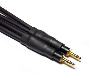 2m '3.5mm to 3.5mm' Gotham GAC-1 stereo Hi-Fi cable