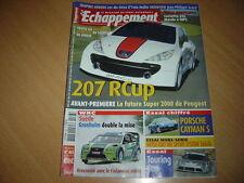 Echappement N°461 Corvette Z06.Mazda 6 MPS.Lancer Evo VIII Sport System II