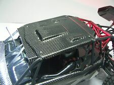 LOSI TEN SCBE SCTE CARBON FIBER ROOF WITH LED LIGHTS BY FINAL EVOLUTION