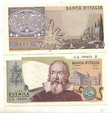Italia 2000 lire 1983 qFDS  aUNC     pick 103C   lotto 2800