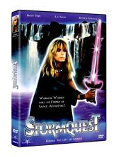 Stormquest (1987) Barbarian Warrior Women, Brent Huff DVD