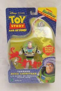 Disney Pixar Toy Story and Beyond! TORNADO BUZZ LIGHTYEAR, still in packaging