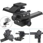 4 Way Macro Shot Focusing Focus Rail Metal Slider for Nikon Peantax DSLR Camera