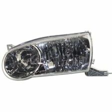 New Driver Side New Driver Side CAPA Headlight For Toyota Corolla 2001-2002