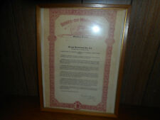 1972 State of Michigan Senate Proclamation for 1948 Olympic Gold LORENZO WRIGHT