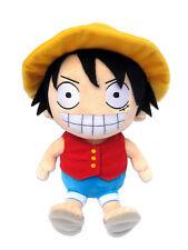 One Piece Ruffy - Plüsch Plüschtier Figur (25cm)  NEU original  Luffy