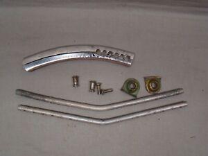Fulton visor parts Fulton visor screws rods brackets mixed outside visor parts