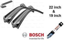 "Bosch Aerotwin Retrofit Front Wiper Blades 22"" & 19"" (550 mm & 475 mm) - AR728S"