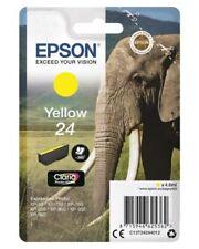 Cartouches d'encre jaune pour imprimante sans offre groupée personnalisée