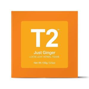 Just Ginger Loose Leaf Gift Cube 100g