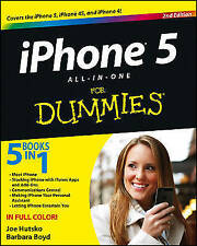 iPhone 5 All-in-One For Dummies-ExLibrary