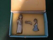 Lladro 5.657 Mini Sagrada Familia-Rare