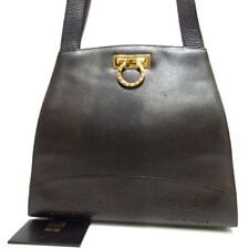 Authentic TIFFANY&Co.  Shoulder Bag Leather[Used]
