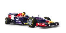 MINICHAMPS 2014 INFINITI RED BULL RACING RB10 DANIEL RICCIARDO F1 1:18*New!