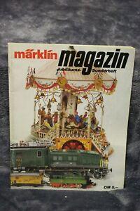 märklin Magazin -- Jubiläums-Sonderheft -- 1984 -- 125 Jahre Märklin