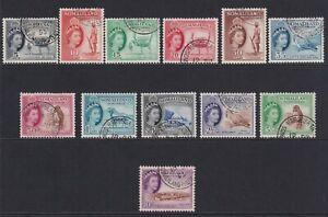 SOMALILAND 1953 SG 137/48 - FINE USED