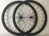 38mm Carbon Bike Wheels 25mm Width Road Bike Carbon Wheelset 700C Cycle Racing