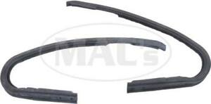 Ford Truck Weatherstrip Vent Window Seal Kit,Driver Side And Passenger Side,