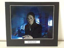 Karen Gillan Dr Who Hand Signed Photo Display + COA AUTOGRAPH DOCTOR WHO