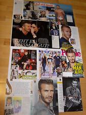 90 Clippings / Berichte / Coupure de Presse DAVID BECKHAM