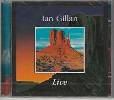 IAN GILLAN (Deep-Purple) - Live - CD  NEU/OVP