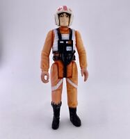 Vintage Star Wars Luke Skywalker X-Wing Pilot Action Figure 1978 Kenner