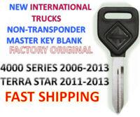 Qty2 Freightliner Logo Key Blank Ignition Door Medium Duty Truck Strattec 322337