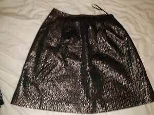 New with tags Etro Silver Skirt £250 RRP, size 40