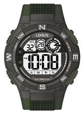 Lorus Gents Digital Sports Watch R2321LX9 RRP£34.99 Our Price £27.95 Free UK P&P