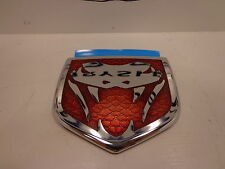 04-06 Dodge Viper New Viper Head Medallion Nameplate Badge Mopar Factory Oem