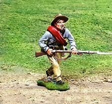 Collectors Showcase - Civil War Reb Advancing CS00828 Confederate Infantry