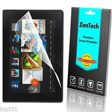 2X ZenTech Clear Screen Protector Guard Shield - Amazon Fire HD 7 (3rd Gen 2013)