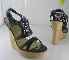 Unbranded Leather Platform & Wedge Medium Width (B, M) Heels for Women
