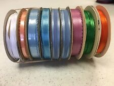 "Miscellaneous Offray Ribbon Spools - 3/16"" - 1/2"" Width"