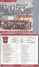 CD--50 JAHRE BLASMUSIK ST GEORG KAGRAN