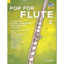 Bye: POP FOR FLUTE Bd. 2 - 12 Pop-Hits leicht für Trompete - ED 22576