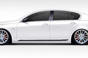 06-11 Lexus GS JPR Duraflex Side Skirts Body Kit!!! 114722