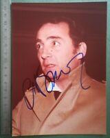 BB34 Photo dédicacée Autographe BE - Acteur Claude Brasseur