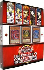 YuGiOh GX Legendary Collection 2 classeur : The Duel Academy Years Binder Sealed