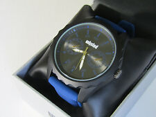 Kenneth Cole Unlisted Mens Silicon Rubber Analog  Watch UL 1976