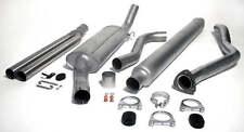 Saab 900 Turbo Jetex Performance Aluminised Steel Full Exhaust System Twin Tips