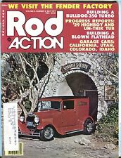 Rod Action Magazine May 1977 Fender Factory EX w/ML 031017nonjhe